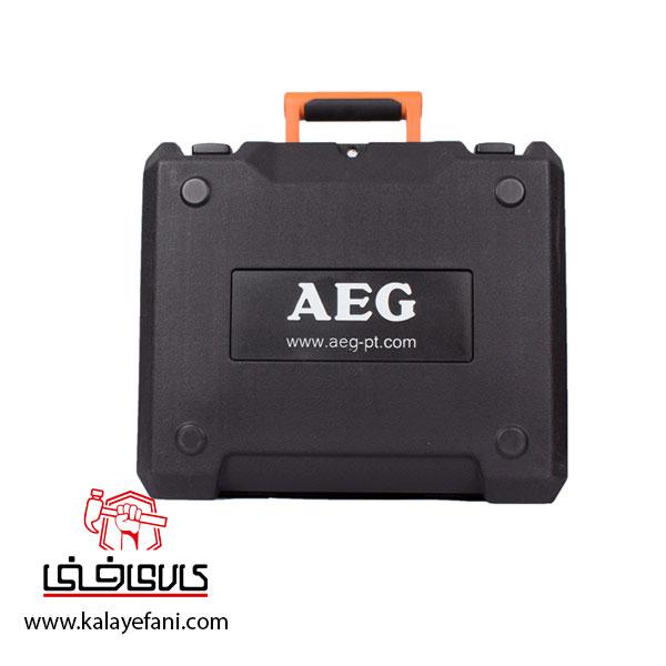 5 AEG SB2E1100RVZ دریل گیربکسی AEG آاگ مدل SB2E1100RVZ