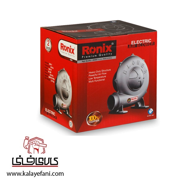 دم برقی 3 اینچ رونیکس مدل 1223 2 1 دم برقی ۳ اینچ رونیکس مدل ۱۲۲۳