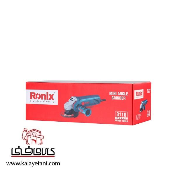 مینی فرز رونیکس 115 میلیمتر مدل 3110