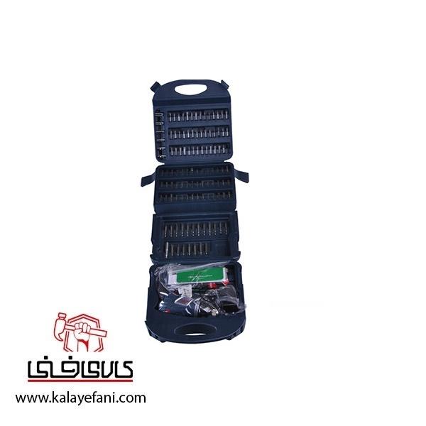 پیچ گوشتی شارژی تاشو رونیکس مدل ۸۵۳۶ لیتیوم ۳.۶ ولت 6