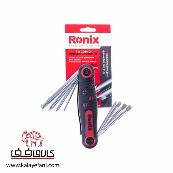 1 31 پیچ گوشتی تاشو رونیکس RH-2900