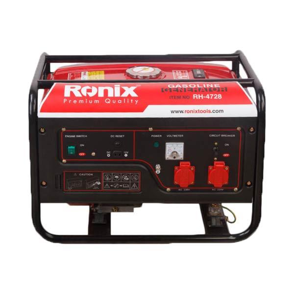 موتور برق (ژنراتور) رونیکس 2800 وات مدل RH-4728