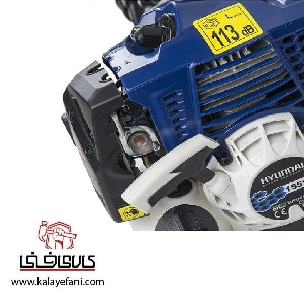 3 min 3 قیمت علف زن موتوری هیوندای مدل 1551-B