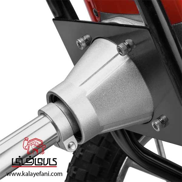 علف زن رونیکس بنزینی چرخ دار مدل 4555