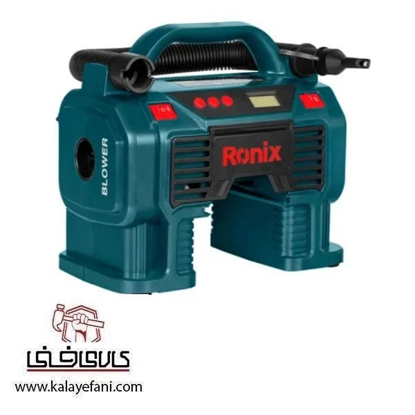 3 min 2 قیمت پمپ باد فندکی رونیکس سه کاره مدل RH-4260B