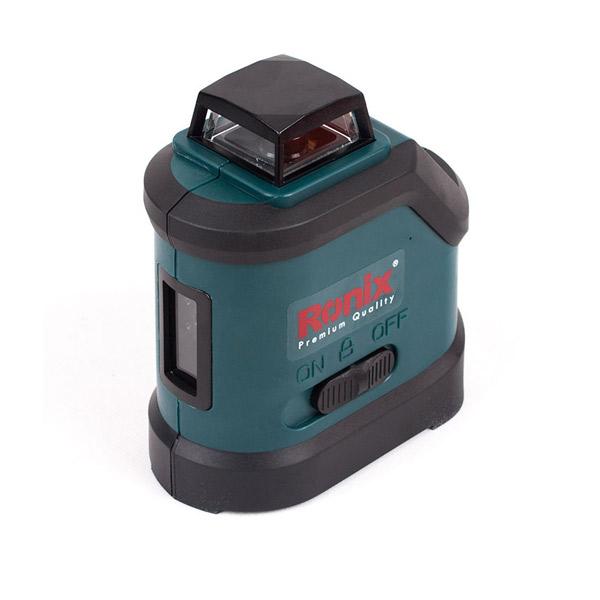 تراز لیزری رونیکس دو خط 360 درجه مدل RH-9502