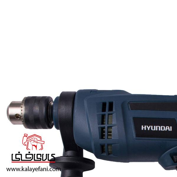 دریل چکشی هیوندای 13 آچاری مدل HP9013