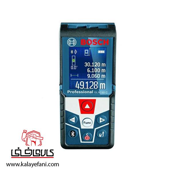 متر لیزری بوش GLM50-C