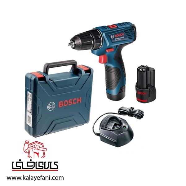 Bosch GSR 120-LI Cordless Drill Driver